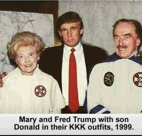 Poison is in their blood !! The Trump name will go down with Benedict Arnold in US history. & like Judas in Christianity ! He is a fake Patriot & Christian