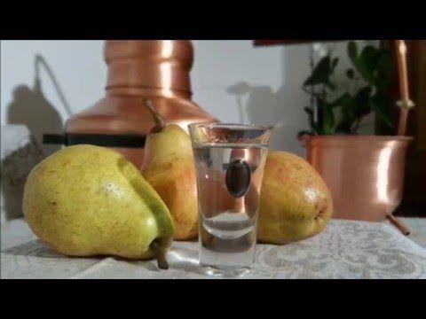 Домашний грушевый Шнапс или фруктовый Самогон !
