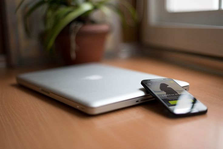 Download this free photo here www.picmelon.com #freestockphoto #freephoto #freebie /// Notebook and Cellphone on the Table | picmelon