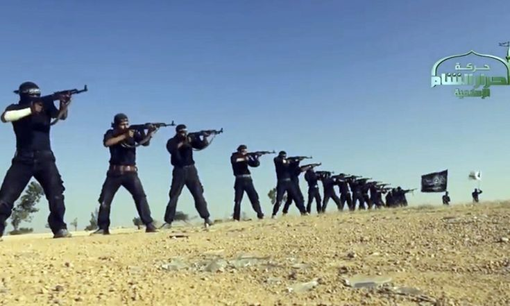 The secret world of Isis training camps  – ruled by sacred texts and the sword