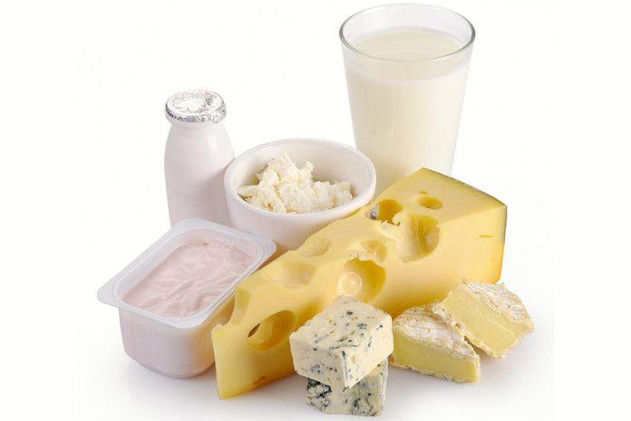 LacticíniosUniversidade de Harvard limita leite e lacticínios da pirâmide alimentar