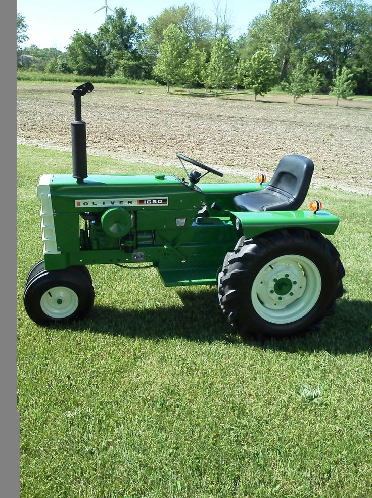 68 best custom built mini tractors images on pinterest for Outdoor garden equipment