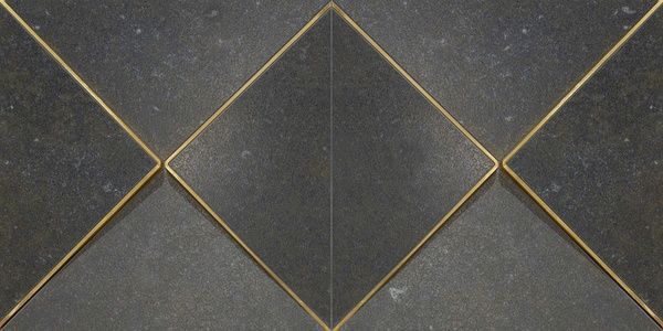 Pyramid Black Gold, from collection WALK by Margres
