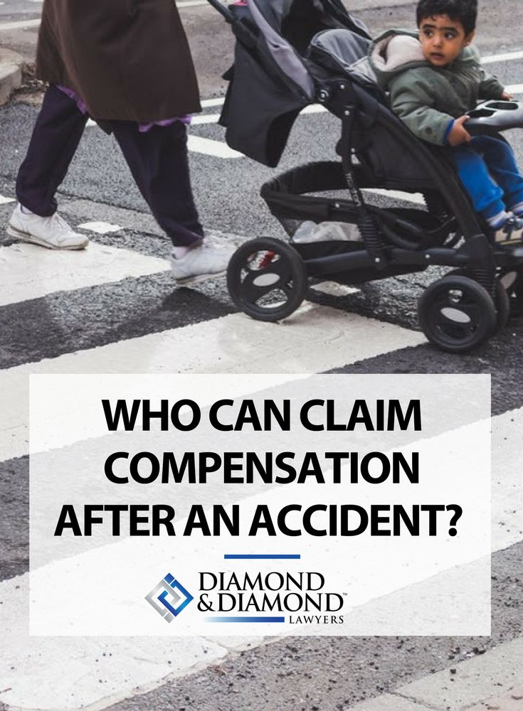 Who can claim compensation after an accident? We discuss the right to benefits for a few situations & injuries.