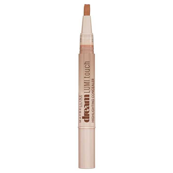 Maybelline Dream Lumi Touch Highlighting Concealer 50 Medium Deep - 0.026oz