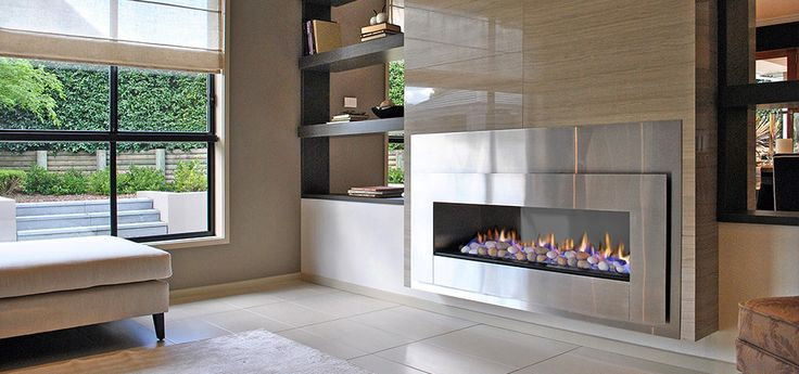 Horizon Low Line Inbuilt #jetmaster #fireplaces
