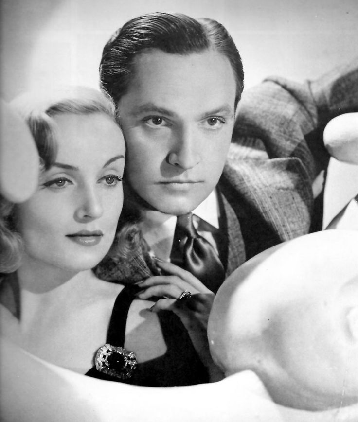 Nothing Sacred (1937) - Carole Lombard and Fredric March