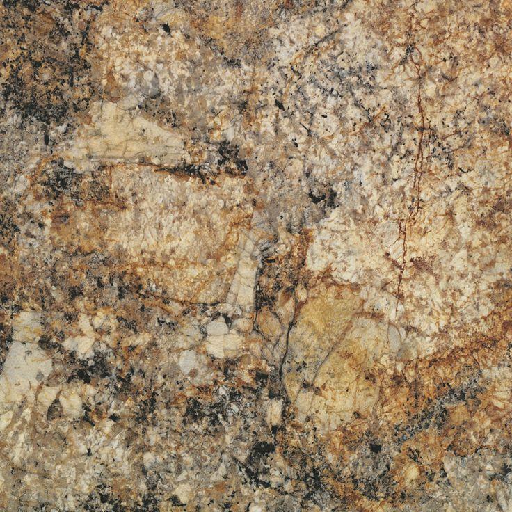 Shop Formica Brand Laminate Butterum Granite Etchings Laminate Kitchen Countertop Sample At: Formica Brand Laminate 30-In X 144-In Golden Mascarello