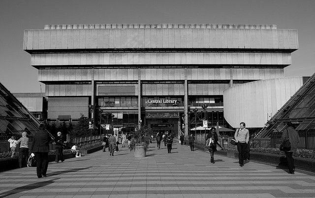 Brutalist Architecture // Birmingham Central Library