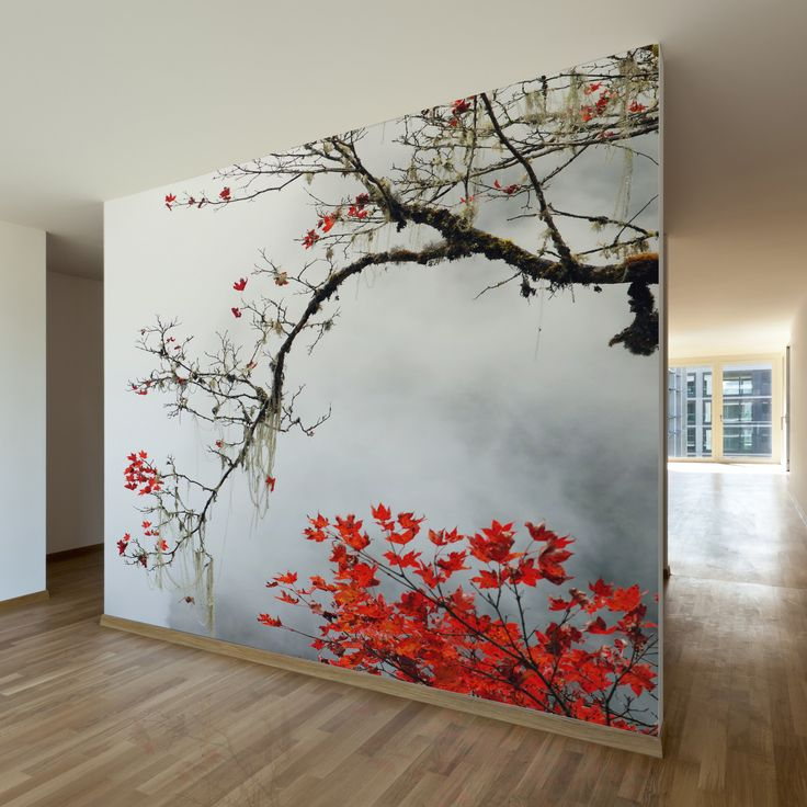 Photo wallpaper murals wallpaper mural for Asian wallpaper mural