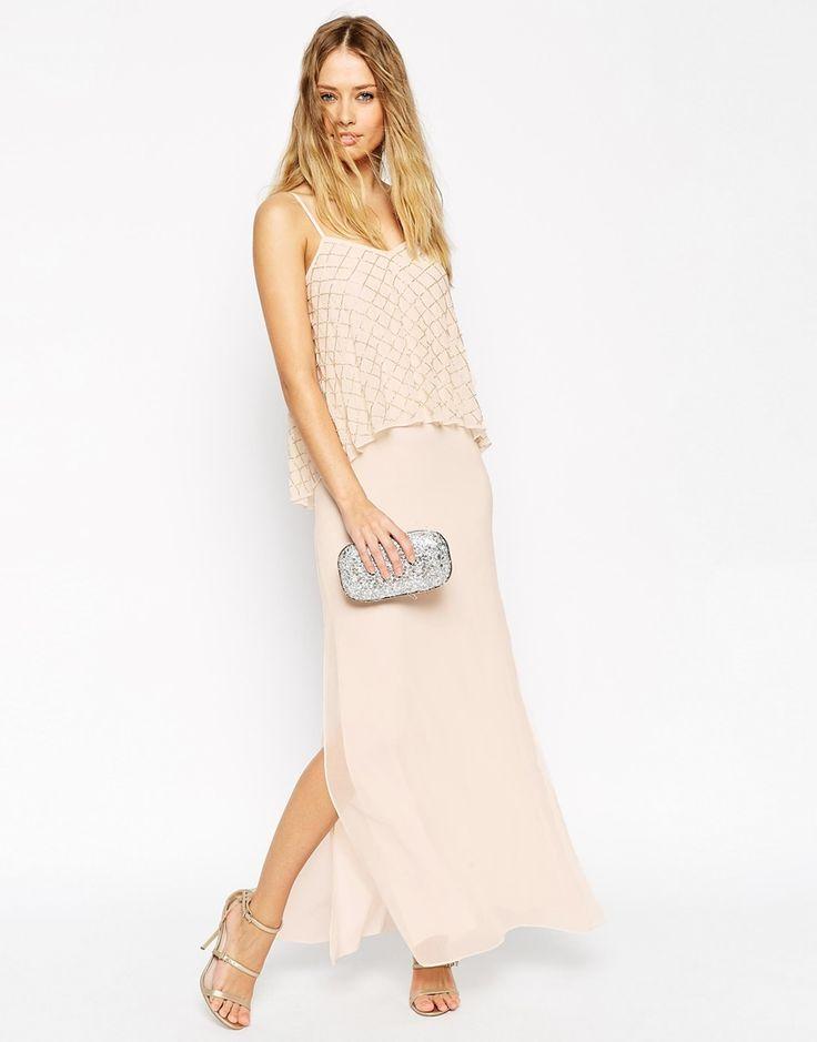 Image 4 - Needle & Thread - Maxi robe étagée à ornements géométriques