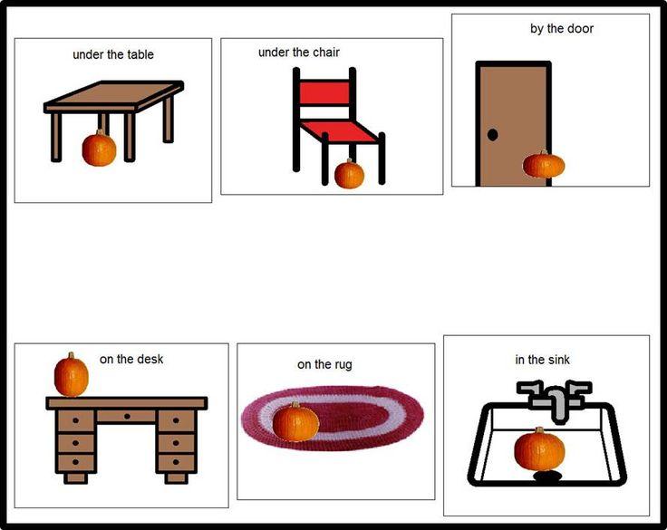 1000+ images about SLP-prepositions/spatial concepts on Pinterest ...
