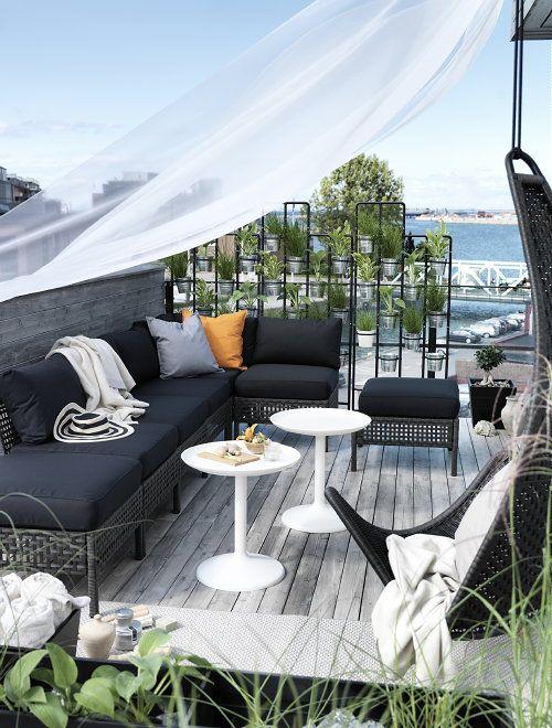 De nieuwe collectie tuinmeubelen van Ikea - Nieuws - De beste tuinen ideeën | UW-tuin.nl
