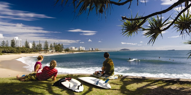 Alexandra Headlands - Sunshine Coast, Australia