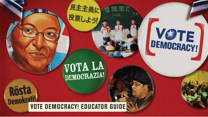 What is Democracy? | Vote Democracy! Lesson 1 | Social Studies | Document | PBS LearningMedia