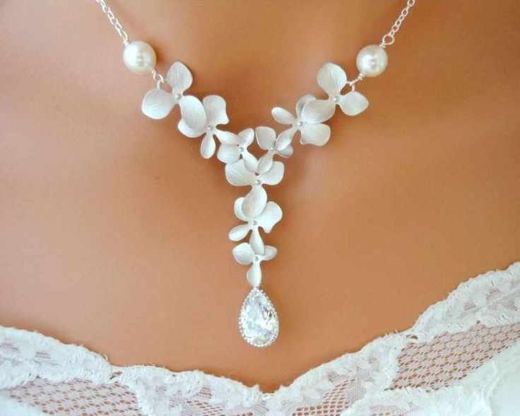 12 best How to Choose the Right Bridal Necklace images on ...