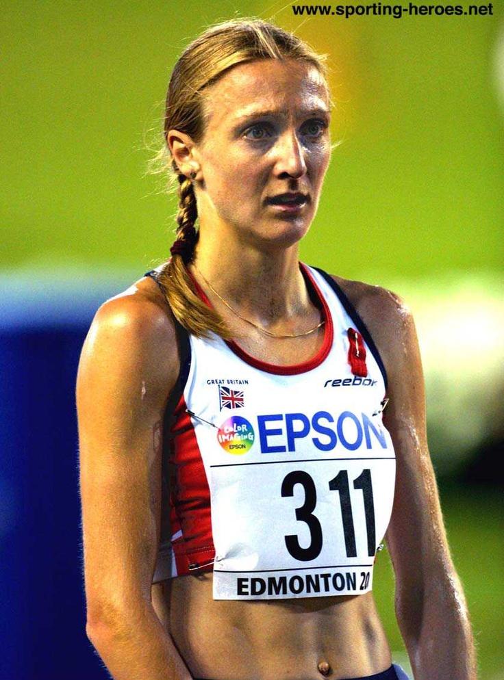 Paula Radcliffe is a #Winner #PaulaRadcliffe #Athletics (1973-) English long distance runner