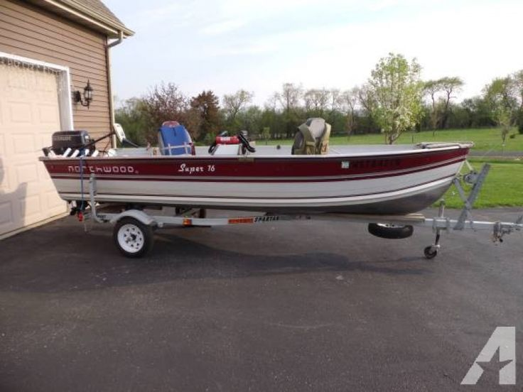 Bass fishing used aluminum boats for sale