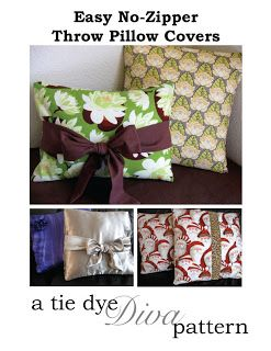 Tie Dye Diva Patterns: Sewing for Beginners