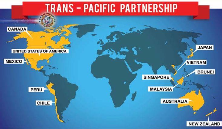 Administração Obama abandona a TPP. A administração do presidente Barack Obama teria abandonado seu objetivo de longo prazo para ratificar o acordo de...