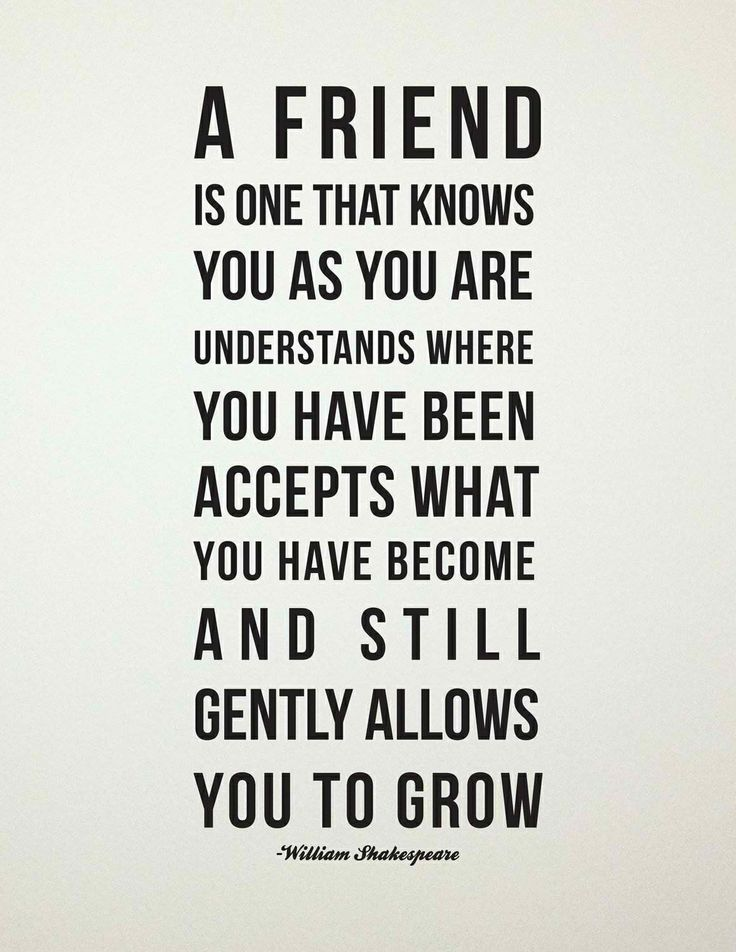 Friendship Quote- I want this on a canvas