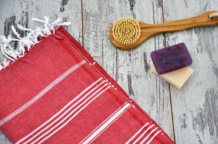Handtücher - Türkisches Bad Handtücher und Strandtücher - ein Designerstück von…