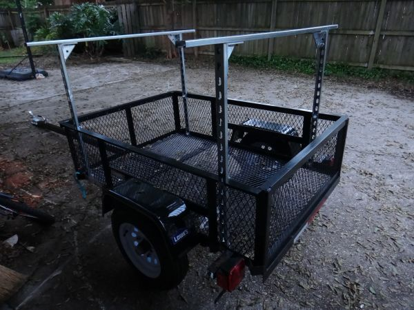 2013 Carry-On 3.5x5 Utility Trailer For Sale in Baton Rouge ...                                                                                                                                                      More