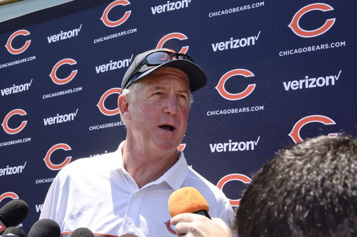 John Fox says Bears are 'working their fannies off' to get back to winning