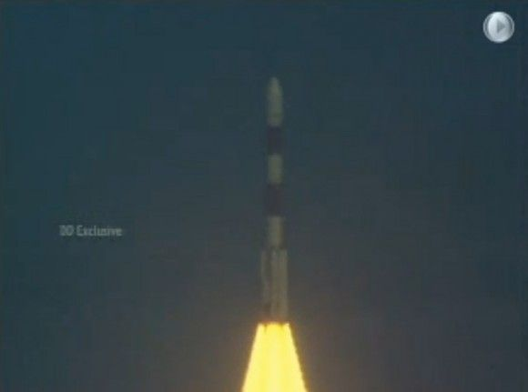 India鈥檚 First Mars Mission Launches Flawlessly on Historic Journey to the Red Planet