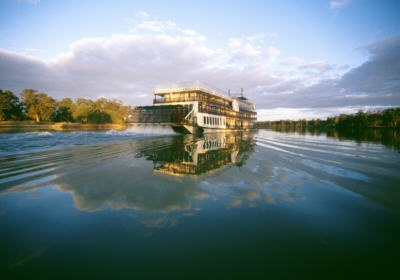 Murraylands South Australia Murray River.  JHa
