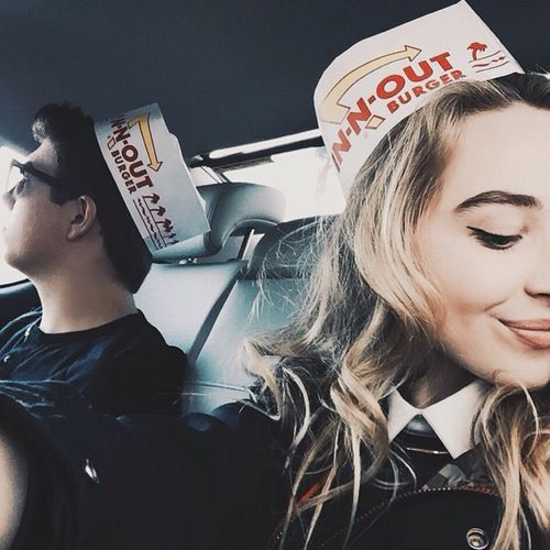 Sabrina Carpenter was with Bradley Steven Perry in this pic she shared on her Instagram on Wednesday (June 11, 2014). Description from pinterest.com. I searched for this on bing.com/images