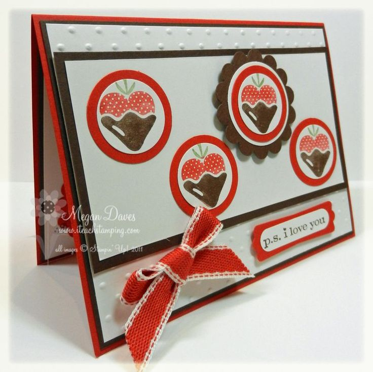 Stampin' Up!, P.S. I Love You, Hand made Card, order stamps, online, MOJO237