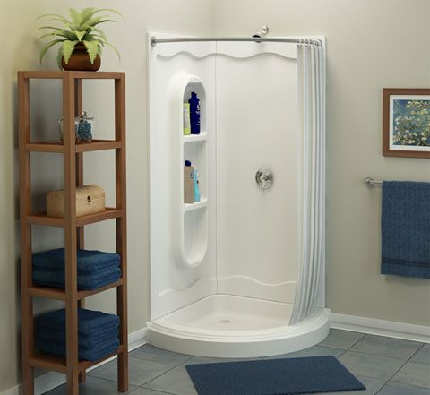 Small Bathroom Remodel Corner Shower best 25+ corner shower stalls ideas on pinterest | corner showers