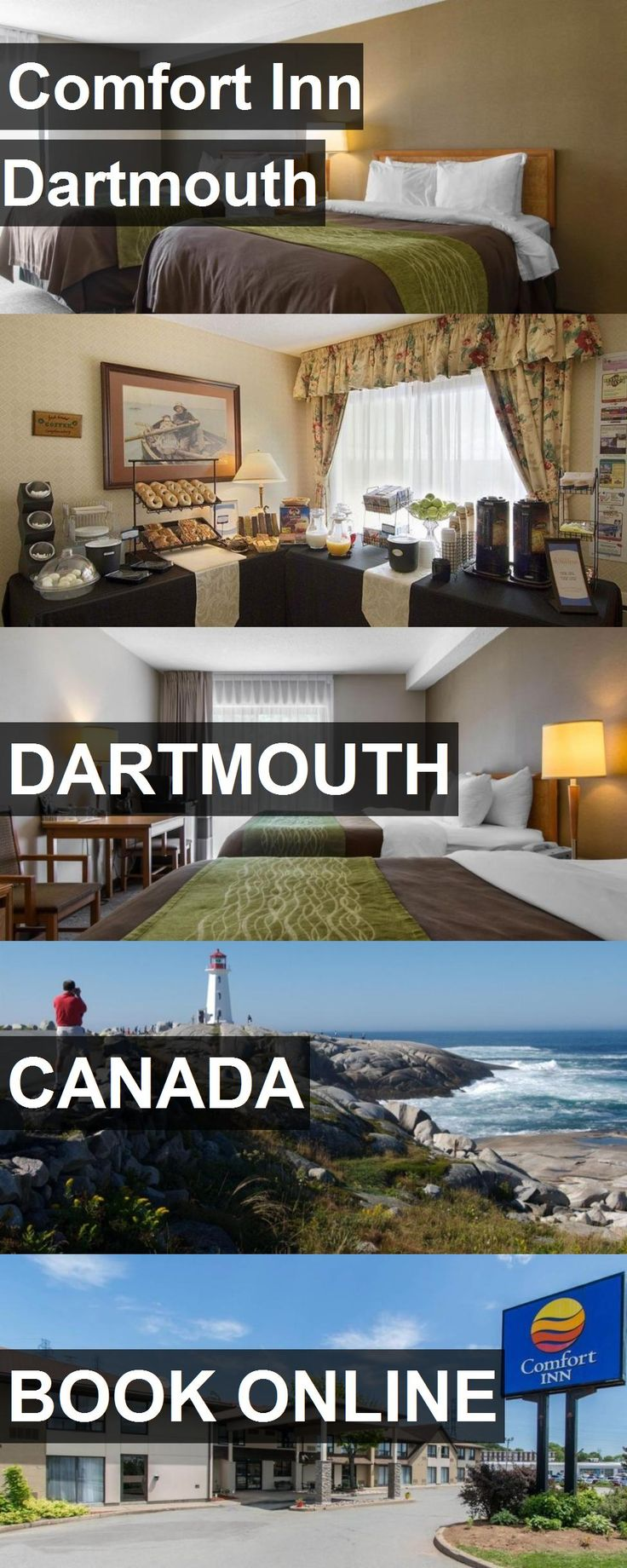 Hotel Comfort Inn Dartmouth in Dartmouth, Canada. For more information, photos, reviews and best prices please follow the link. #Canada #Dartmouth #ComfortInnDartmouth #hotel #travel #vacation
