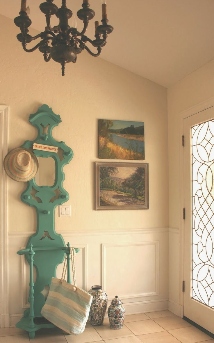 Foyer Paint Kit : Best images about hall trees on pinterest door