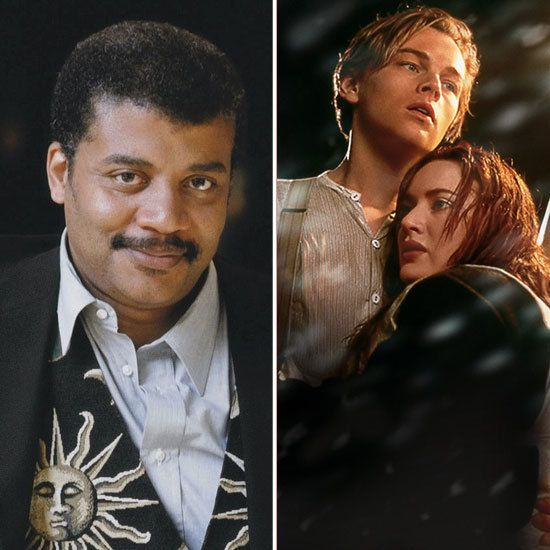 Neil deGrasse Tyson... You're my hero. You were a hero before, but that you got James Cameron to see the light (er lightS--a.k.a. stars!) in a historically-accurate manner, you are even MORE so! I love the movie Titanic. I'll pay close attention to the scene when I view... :-D