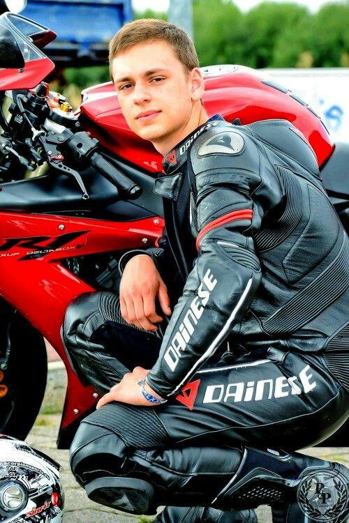 Sexy biker gear