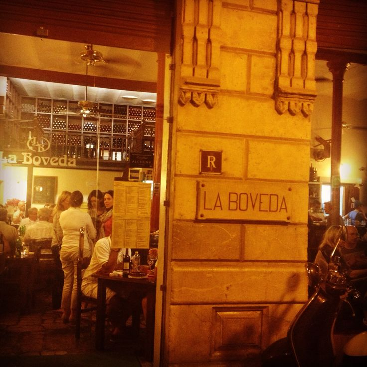 #nice #tapas @la Boveda in Palma de Mallorca #majorca #mallorca #lifeisgood