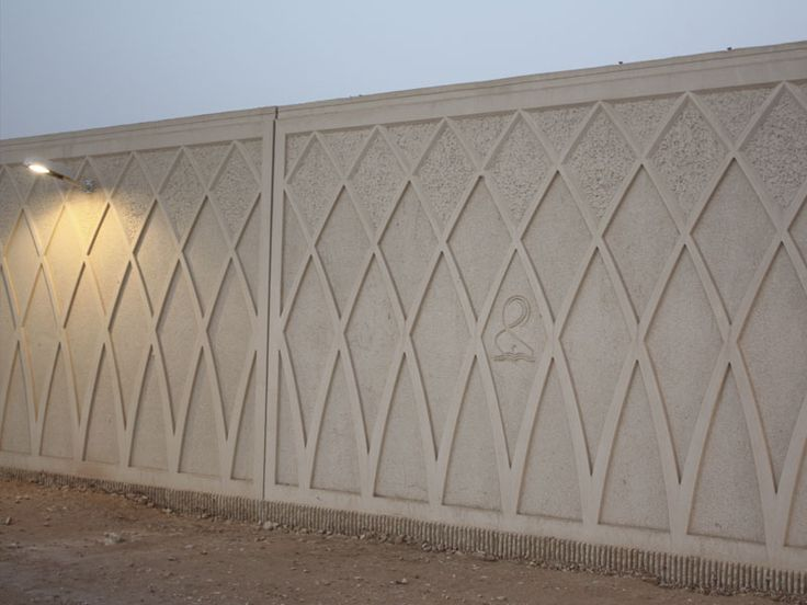 Compound Wall Design Pattern : Best images about boundary and compound walls