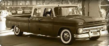 64 C20 Crew Cab 3 Door 64 Chevy Trucks Pinterest