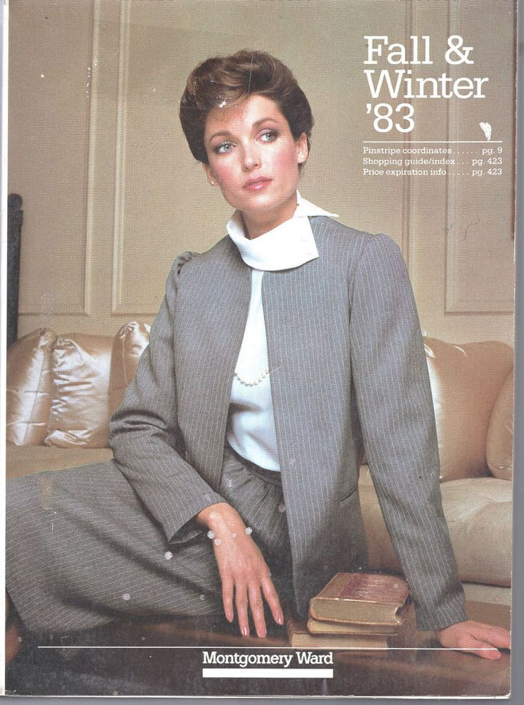 1983 MONTGOMERY WARD FALL & WINTER CATALOG-1002 PAGES
