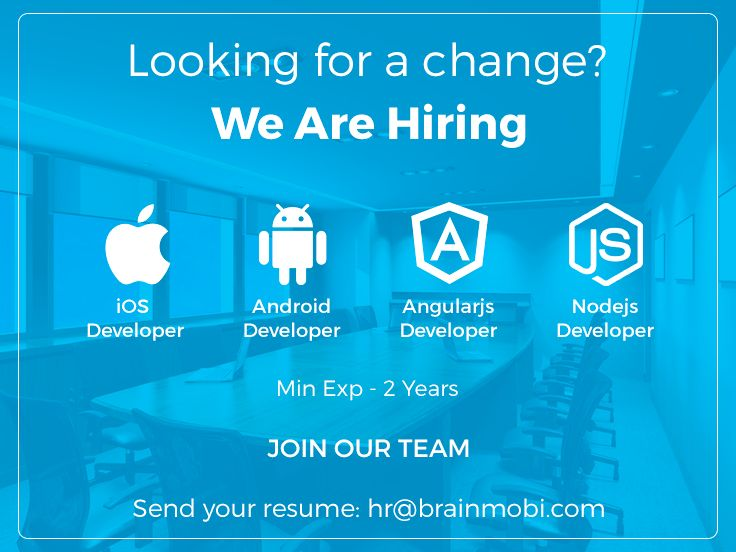 16 best BrainMobi Hiring images on Pinterest App development - ios developer resume