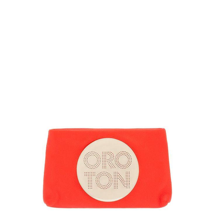 transcendent neon coin purse