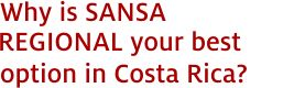 Costa Rica Airline – Costa Rica Domestic Flights - Sansa Regional Airline