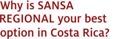 Costa Rica Airline – Costa Rica Domestic Flights - Sansa Regional Airline