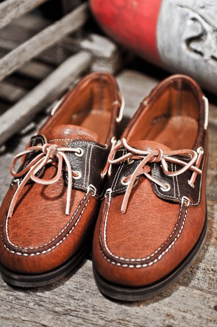 Mens Classic Bison Boat Shoes for Men by Buffalo Jackson Trading Co | Honor your Wild | Tahoe Boat Shoe in 100% North American Bison