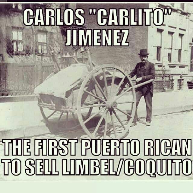 Puerto Rico ♥♡♥♡ - My Abuela showed me how to make limbel.
