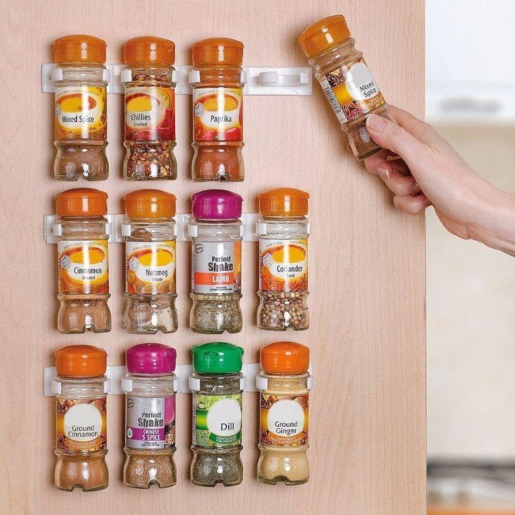Rendszerezzük a fűszereket! Praktikus konyha 1. | Életszépítők
