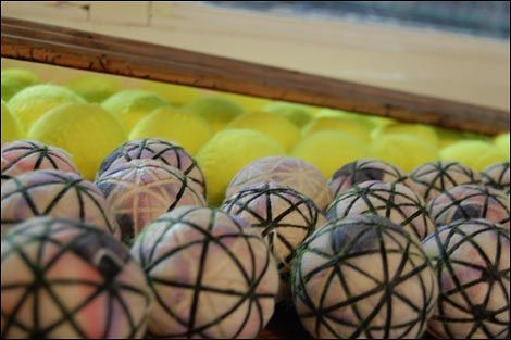 BBC - Tyne - Places - Real tennis in Jesmond