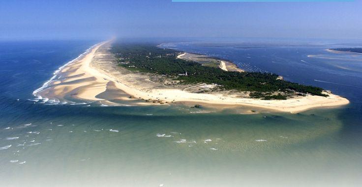 Découverte touristique de Lège-Cap-Ferret Gironde Aquitaine